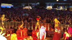 Hell Stage Glastonbury