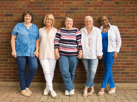 Five Amazing Women