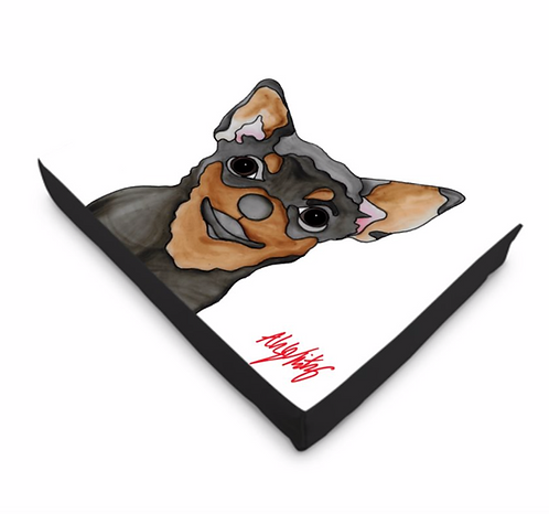 Stole My Heart Chihuahua Dog Bed
