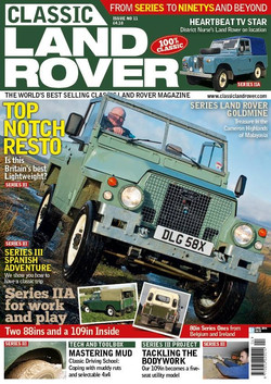 Classic Land Rover Feature no 2