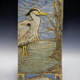 Blue Heron Box