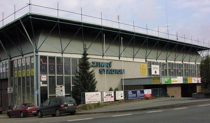Zimní stadion Rokycany