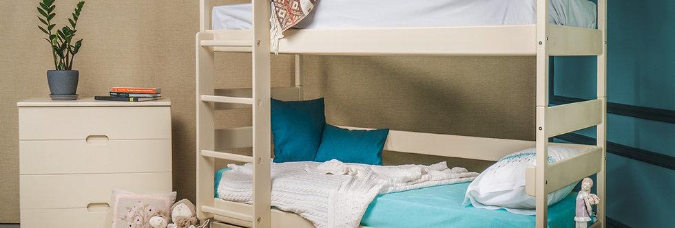 Кровать YASNA с ящиками - ОЛИМП
