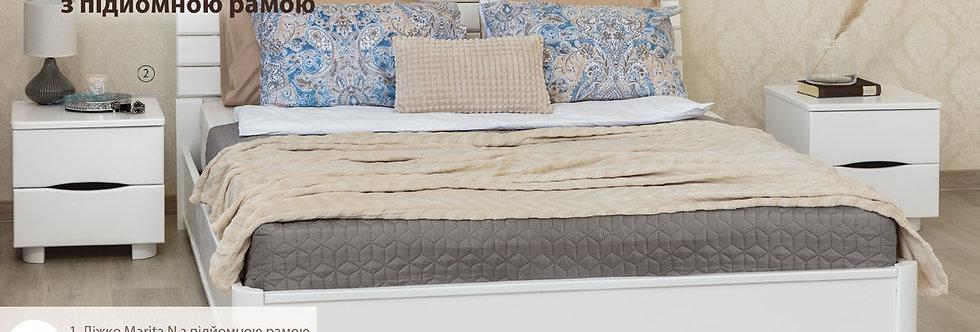 Кровать MARITA N с подъёмным механизмом - ОЛИМП
