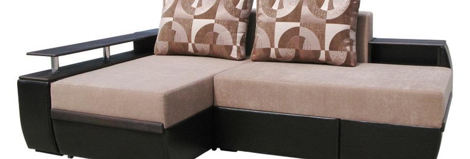 Угловой диван Барселона (поворотный)