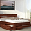 Thumbnail: Кровать Венеция Плюс Бук массив Клен