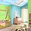 Thumbnail: Кровать детская Типпи c ограждением Клен