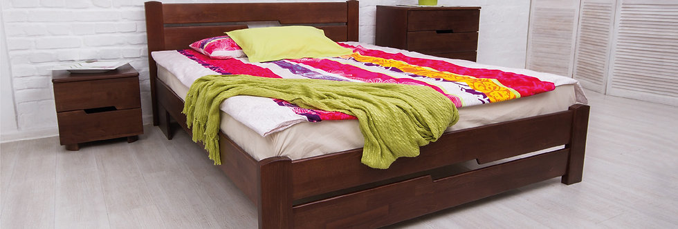 Кровать IRIS - ОЛИМП