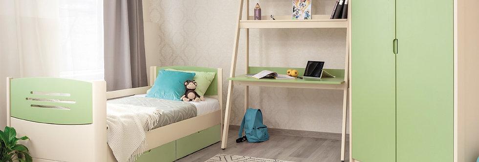 Кровать MARGO PREMIUM с ящиками - ОЛИМП