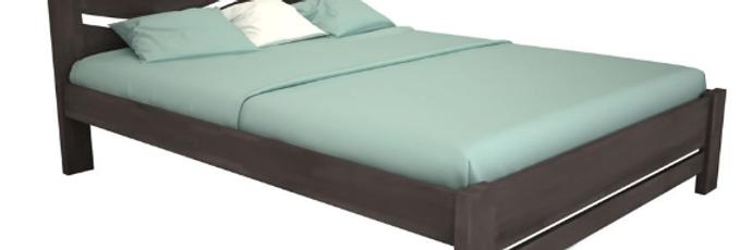 Кровать Венеция Плюс Бук массив Клен