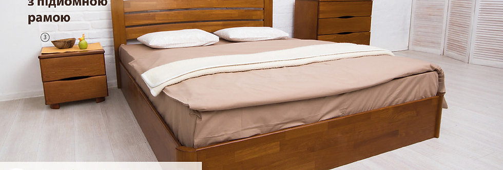 Кровать SOFIA V с подъёмным механизмом - ОЛИМП