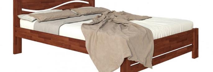 Кровать Венеция Плюс Бук щит Клен