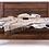 Thumbnail: Кровать Люкс Бук массив Клен