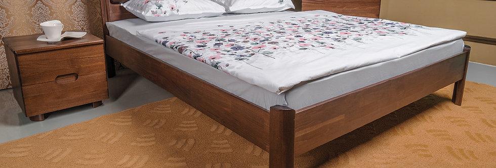 Кровать MARGO с мягкой спинкой без изножья - ОЛИМП