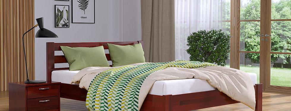 Деревяная кровать Рената Люкс Щит