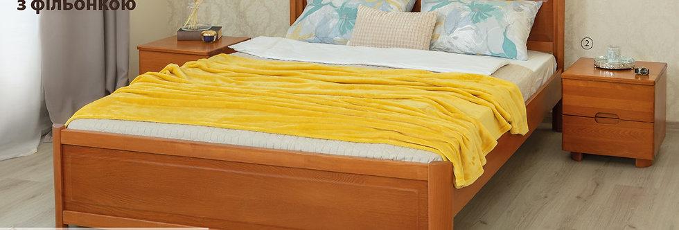 Кровать MARGO с филенкой - ОЛИМП
