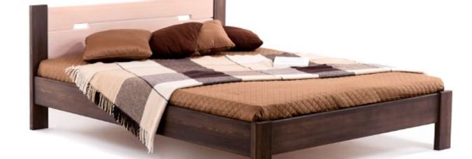 Кровать Селена Плюс Комби Бук щит Клен