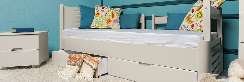 Кровать MARGO детская с ящиками - ОЛИМП