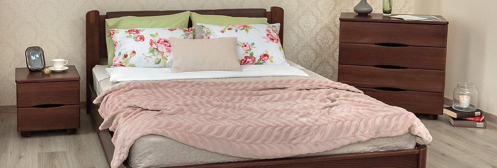 Кровать SOFIA PREMIUM с подъёмным механизмом - ОЛИМП