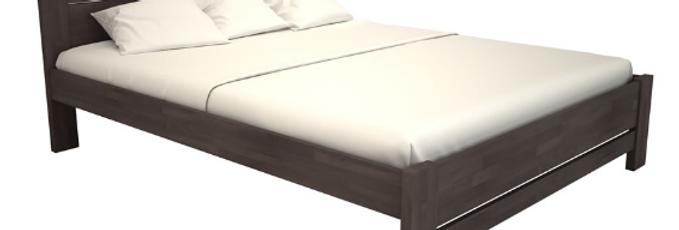 Кровать Селена Плюс Бук массив Клен