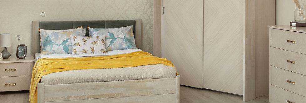 Кровать KATARINA с ящиками - ОЛИМП
