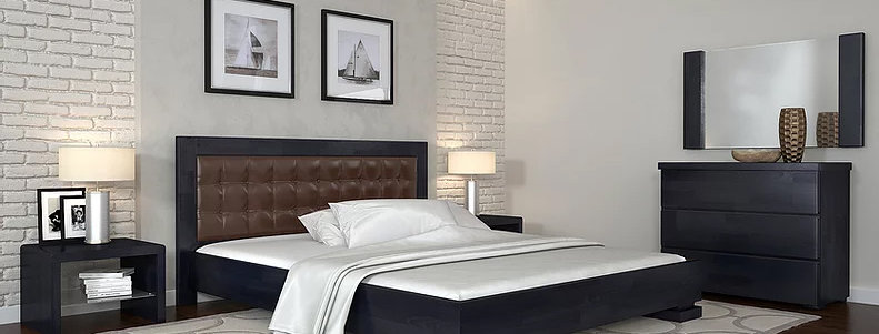 Кровать Монако Бук - Арбор