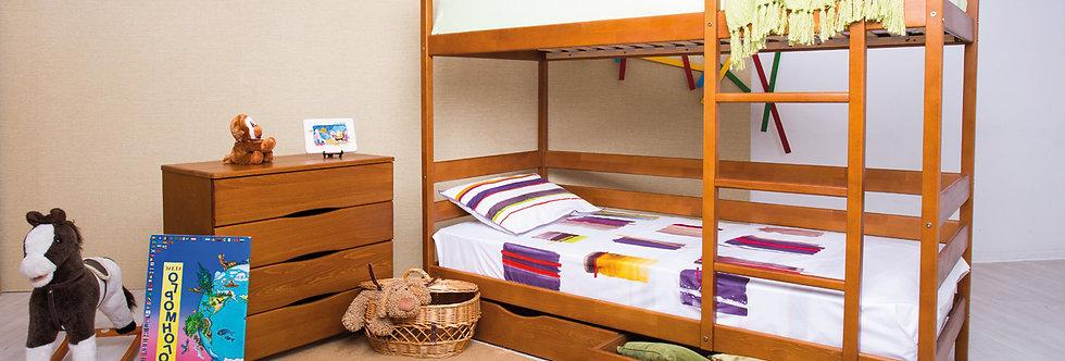 Кровать AMELI с ящиками - ОЛИМП