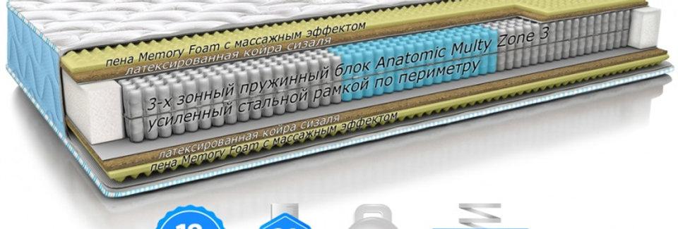 Матрас EXTRA MEMO FITNESS / ЭКСТРА МЕМО ФИТНЕС