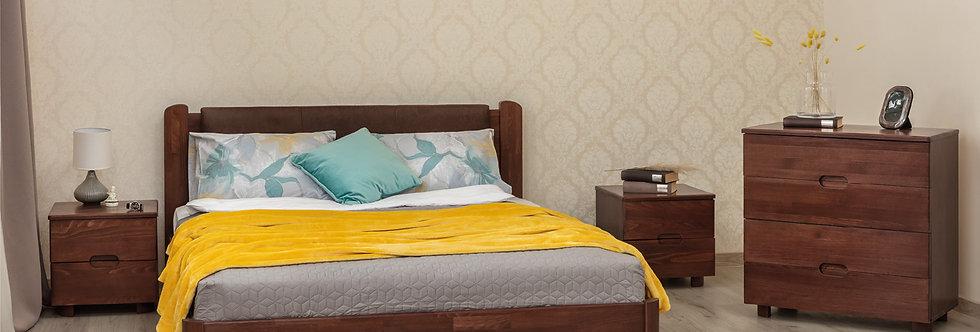 Кровать SOFIA V PREMIUM с подъёмным механизмом - ОЛИМП