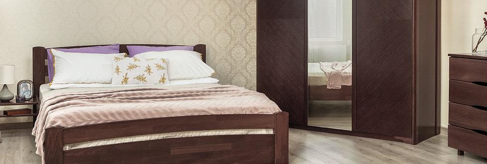 Кровать MILANA LUX с ящиками - ОЛИМП