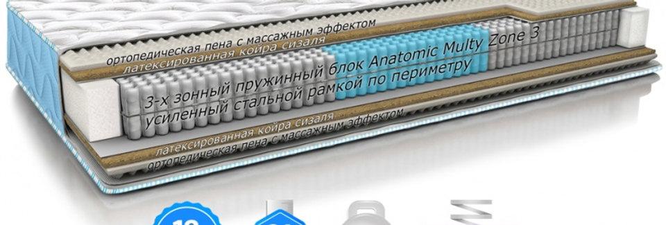 Матрас EXTRA FITNESS / ЭКСТРА ФИТНЕС