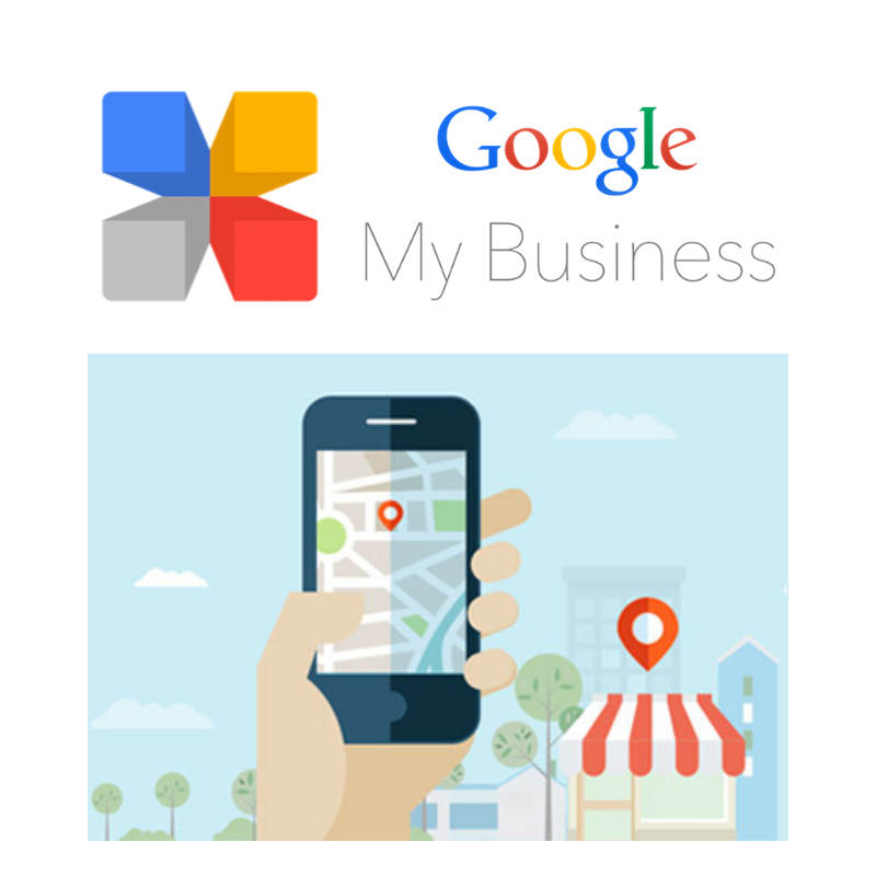 google my business image