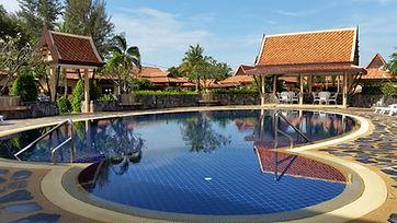 Vuokraa huvila thaimaasta uima-allas. Thaimaan vuokra-asunnot.
