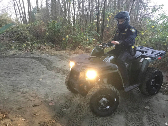 Arlington Police going off road with newest vehicles