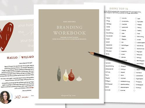 Branding Workbook – finde spielerisch Deine Markenessenz