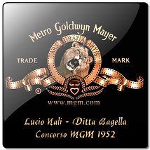 Concorso Metro Goldwin Mayer 1952