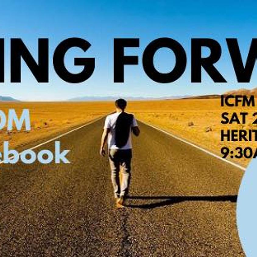 ICFM Queensland Regional Meeting - Patsy