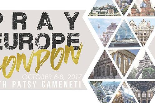 Pray Europe London (Digital Download)