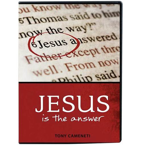 Jesus Is The Answer (Digital Download)