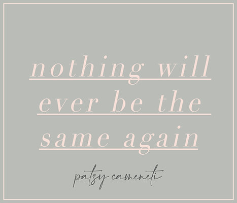 Download Special - Nothing Will Ever Be Same Again