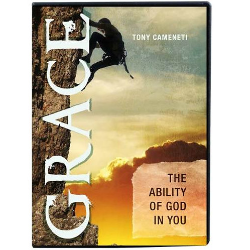 Grace: The Ability of God in You (Digital Download)
