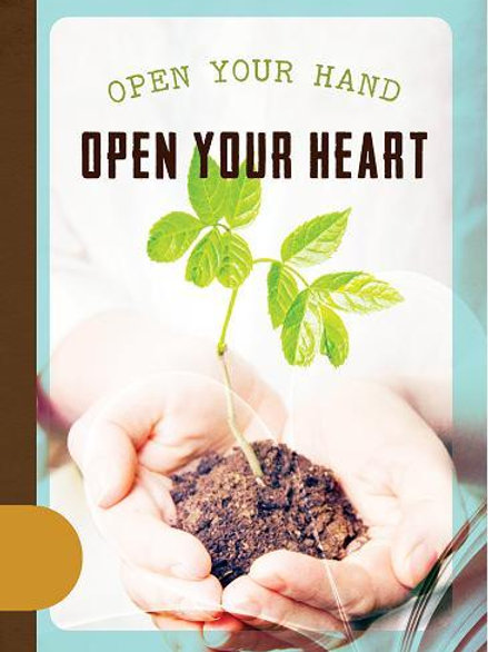 Open Your Hand, Open Your Heart (Digital Download)