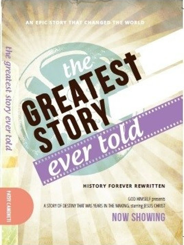The Greatest Story Ever Told (Digital Download)