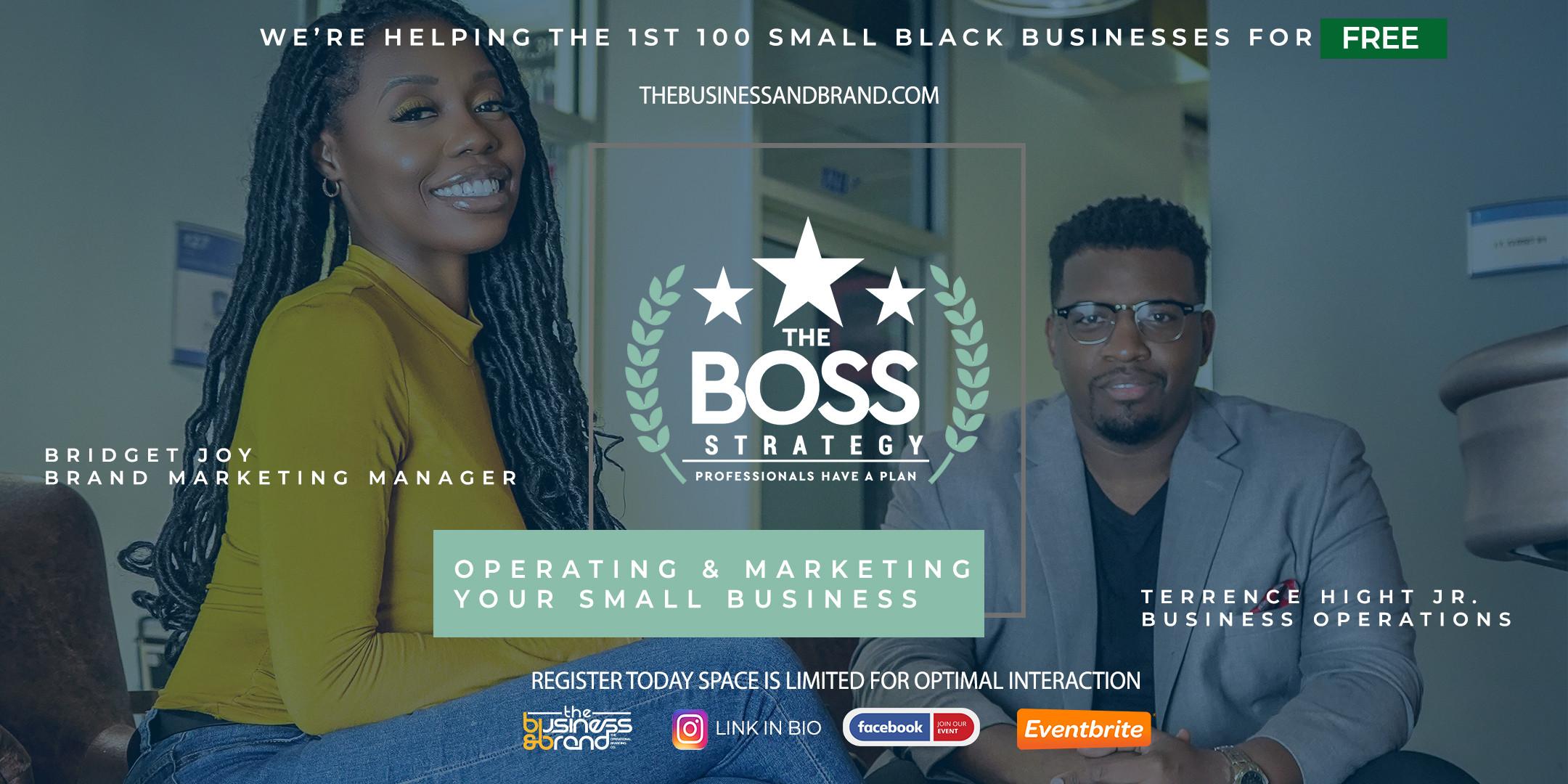 BOSS Strategy Webinar