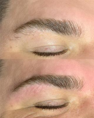 Brow Wax/Shaping