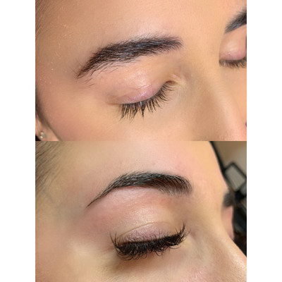 Brow Wax, Classic Lash Extensions