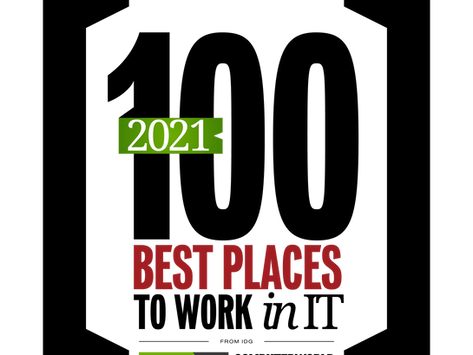PSI Named Among Computerworld's Best Places to Work in IT for Sixth Straight Year