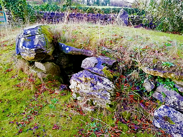 Rahan Killina Offaly Mass Rock and Holy