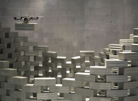 Деревянные многоэтажки, небоскреб за 1,5 года, роботы-строители и дроны-прорабы.