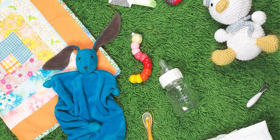 Canceled - Diaper Bag Organization